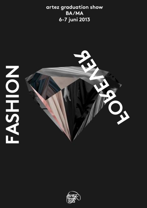 Aankondiging van dit jaar: Fashion Forever.