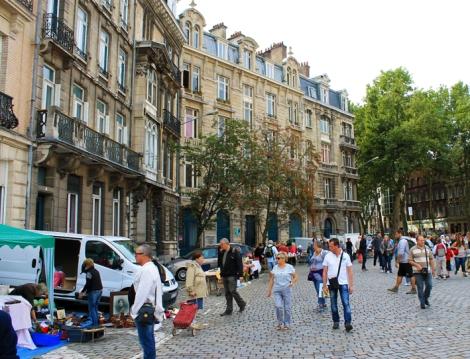 Lille_plein Porte de Paris