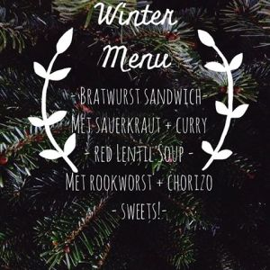 First Eet Kerstmenu