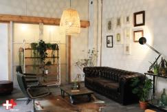 Onze Botanic Room kan ook worden gehuurd voor kleine feesten en partijen.