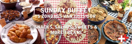 First Eet Sunday Buffet