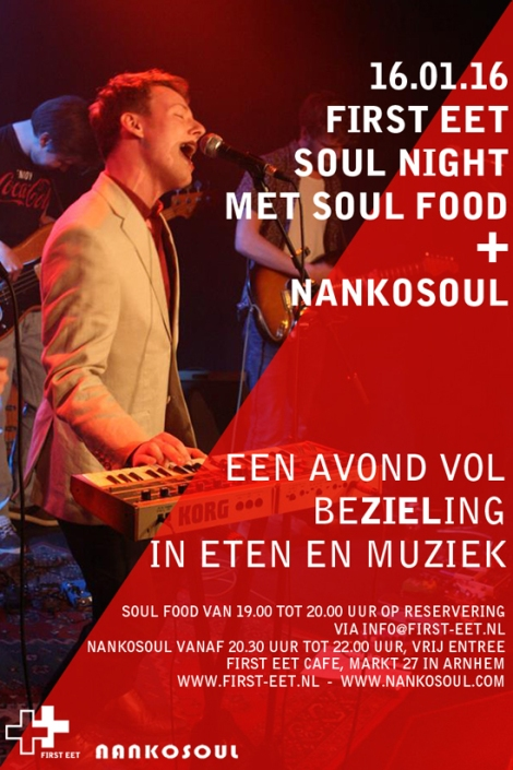 16012016 FIRST EET SOUL NIGHT