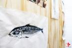 Fish en Flowers_Gyotaku workshop in First Eet Cafe4