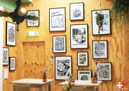 First Eet Cafe_expo Elske Berndes overzicht